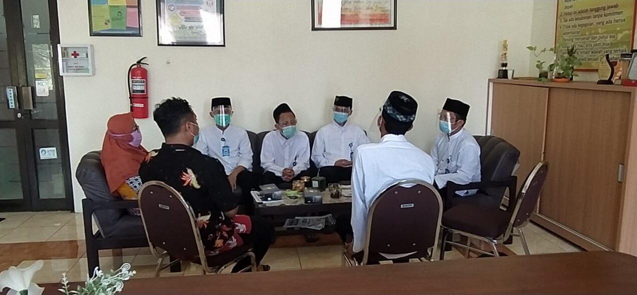 Poskestren Miftahul Ulum dan Dinkes Lumajang Sepakat Bentuk Asosiasi Poskestren Pondok Pesantren (AP3) Se-Lumajang